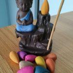 Buda Quemador Incienso